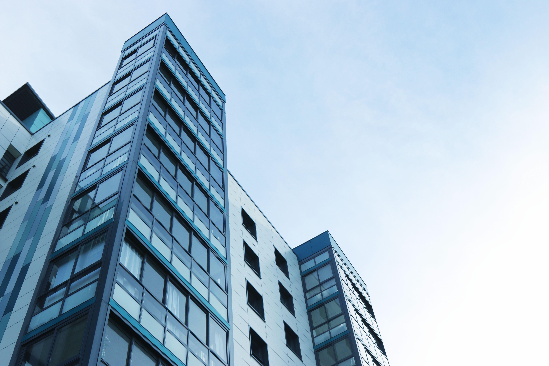 Láminas de protección solar para edificios