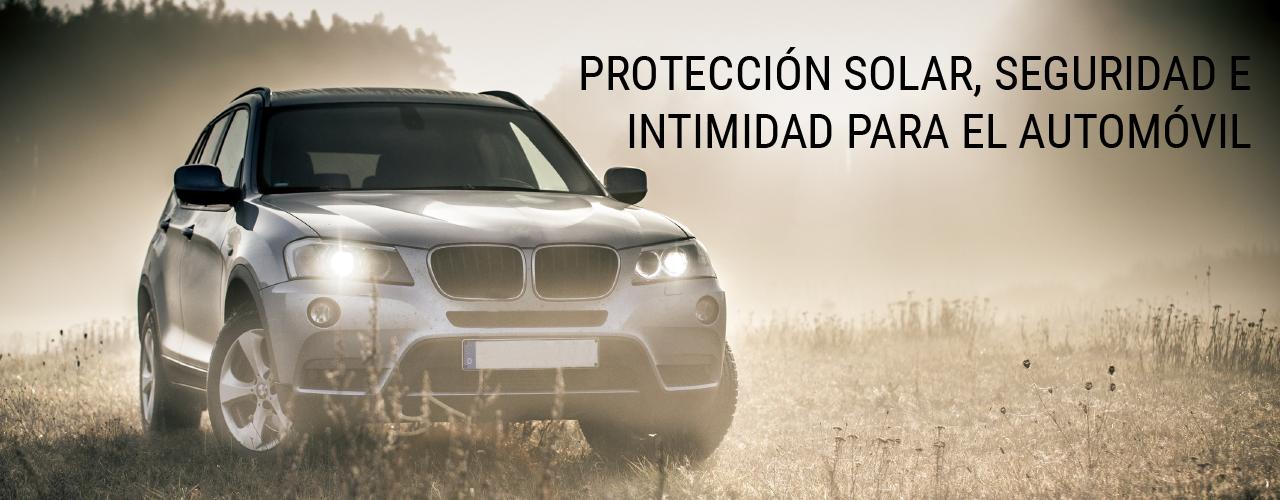 Protección solar para automóvil