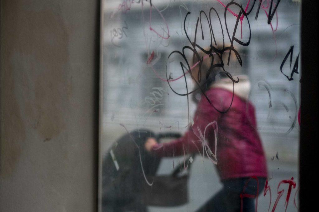 Láminas de protección antigraffiti